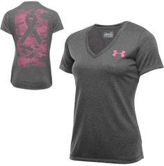 Under Armour Women's Power in Pink Camo Graphic T-Shirt - Dick's Sporting Goods