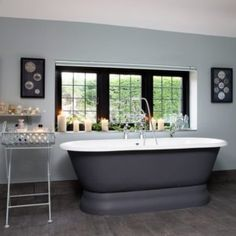 Bathroom ideas, designs and inspiration Tiny Boho Bathroom Boho Bathroom, Diy Bathroom Decor, Small Bathroom, Bathroom Ideas, Family Bathroom, Classic Grey Bathrooms, Room Interior, Interior Design, Best Bathroom Designs
