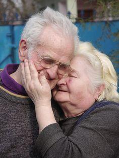 Grandparents by Remus Pereni