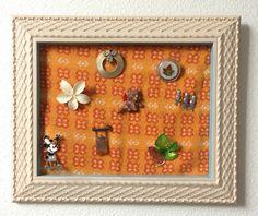 Memorabilias framed