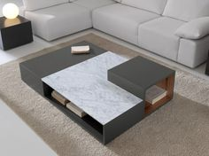 Furniture:Modular Coffee Table With Storage For Modern Furniture Style Next To Small L Shaped Sofa Coffee Table With Storage Design Ideas With Modern Look