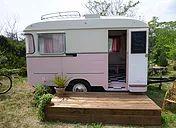 une petite pièce en plus - Vente de caravanes vintage