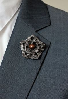 VID2011 is the 20% discount cupon code for orders over 60$.  This listing is for One boutonniere made of linen at your choice:  Beautiful and special