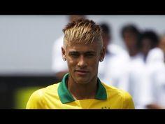 Jugadas de Neymar En Santos, Brasil y Barcelona - HD