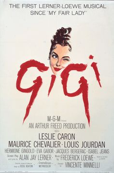 The 31st Academy Awards | Oscar Legacy | Academy of Motion Picture Arts and Sciences  1958 Gigi
