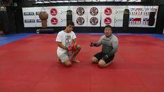 [몬스터짐 MMA 강좌] UFC168 로우지의 넘기기 파훼법 3가지
