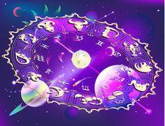 "Photo from album ""Зодиак"" on Yandex. Today's Daily Horoscope, October Horoscope, Horoscope Signs, Tarot, Eclipse Lunar, Zodiac Wheel, Etsy Shop Names, Vedic Astrology, Birth Chart"