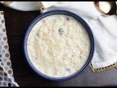 Rice Pudding- Kheer – Garam Masala Kitchen