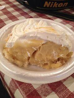 Homemade Amish Butterscotch Cream Pie