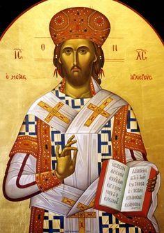 Christ the Great High Priest icon