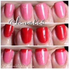 Parrot Polish Scarlet - $5.50 decant