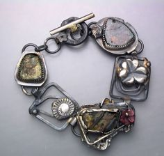 Ancient Roman Glass Bracelet  4 by Temi on Etsy, $260.00 very cool