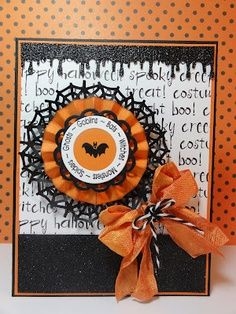 anna griffin halloween cards - Google Search