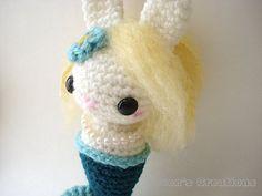 The Little Mermaid Moon Bun by MoonsCreations