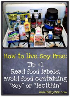 Soy-Free Living - ExSoyCise