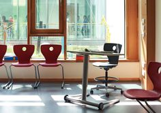 School furniture for the school living space