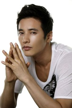South Korean actor Won Bin ahhhhh yes <3