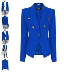 Mi nuevo blazer azul klein de Mango Estila Estilo - Un blog de moda y belleza para mujeres