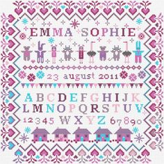 BABY GIRL - LITTLE GIRL SAMPLER Personalised Counted Cros... https://www.amazon.co.uk/dp/B006FTM508/ref=cm_sw_r_pi_dp_x_P.5KybFN15V21