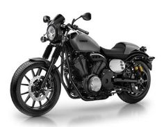 The new XV950 Racer from Yamaha will be available from May 2015