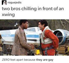 Star Wars, Finn, Poe Dameron, finnpoe, stormpilot