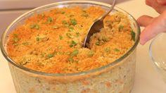 Quinoa Vegetable Bake w/ Celery Root