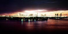 David Drebin, City at Night,  2009, Digital C Print. http://contessagallery.com/artist/David_Drebin/works/list/?page=1