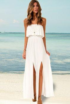 L*Space Swimwear 'Flutterbye Maxi' Dress | Rosewood Boutique