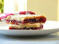 The Best Cherry Pie Bars Ever