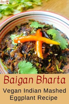 Eggplant, is also known as aubergine or brinjal in other parts of the world.Low carb , vegan Indian Indian eggplant recipe is one of the easiest Indian dishes to make. #baiganbharta #indianeggplantrecipe #easyindianrecipe #indianauberginerecipe