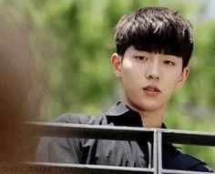 Who Are You: School 2015 | Nam Joo Hyuk | Kdrama | Gif