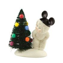 The Guest Collection by Snowbabies from Department 56 The Christmas Mouse