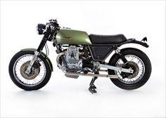La Busca Motorcycles Bottle o' Smoke