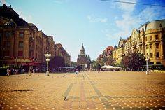 Timisoara_ Piata Victoriei