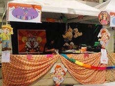 Resultado de imagem para ideias para jogos e barracas de festa junina