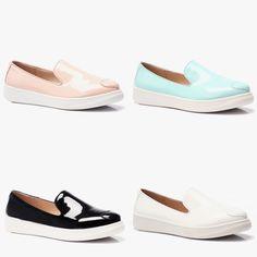 #sneakers #slipon #shoes http://bit.ly/TrampkiSlipOn
