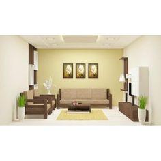 Tilapia Living Room Set with Laminate Finish