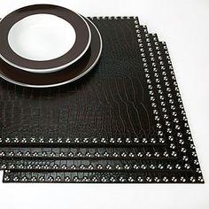 Modern Table Linens