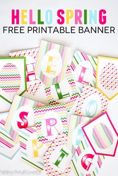 Spring Printables  #howdoesshe #spring #printables #springsprintables #springdecor #easterprintables  howdoesshe.com