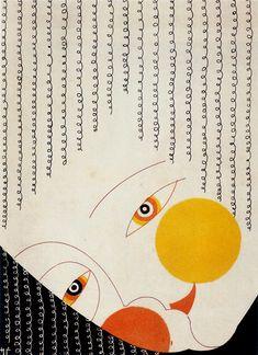 Modernist Japanese poster -- Poster design by Shujiro Shimomura, 1928