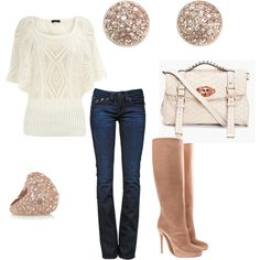 """cutesie casual"" by skykatherene on Polyvore"