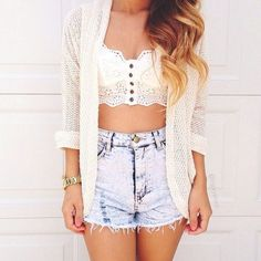 Want this outfit for summer