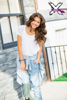 """#XOut is so easy to use!"" - Zendaya"