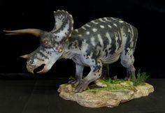 Triceratops by Baryonyx-walkeri.deviantart.com on @DeviantArt
