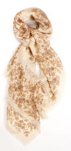 YVES SAINT LAURENT (YSL) SCARF/WRAP $198