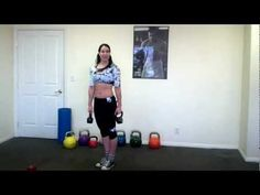 Kettlebell workouts for Fat loss - YouTube