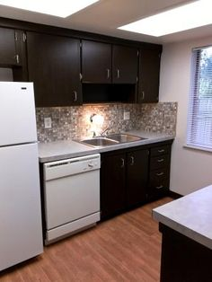 Carnaby Village Townhomes are beautiful Columbus apartments, located on McNaughten Road, just east of Basement For Rent, Townhouse, Apartments, Ohio, Kitchen Cabinets, College, Home Decor, University, Terraced House