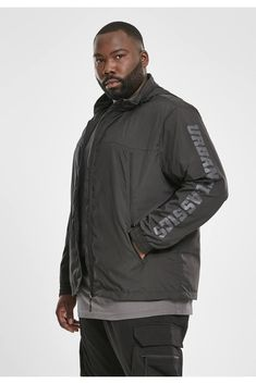 Light Jacket, Rain Jacket, Bomber Jacket, Tactical Light, Urban Classics, Pull, Windbreaker, Sleeves, Athletic