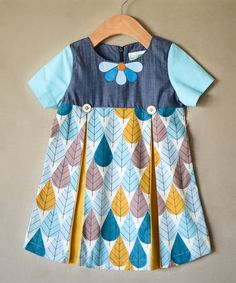 Check out this listing on Kidizen: NWT Sz 2t 3t Decaf Plush Leaf Dress #shopkidizen