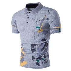 CFL camiseta polo-t-shirt para jóvenes-azul//blanco a rayas-nuevo
